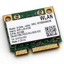WiFi Link 5100 512AN_HMW A/G/N Dual Band WiFi WLAN Half Mini PCIe Card for Intel