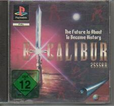 Playstation - PSX - Excalibur