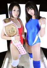 FEMALE Wrestling BLU-RAY Women Ladies SWIMSUIT LINGERIE 1 HOUR Japanese Boot B53