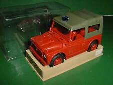 FIAT CAMPAGNOLA POMPIERS 1/43 OLD CARS REPLICARS