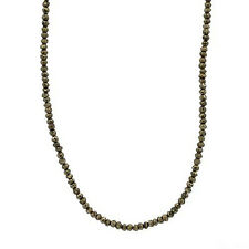 CHATEAU D'ARGENT Necklace With Simulated Gem Designed in 925 Sterling Silver