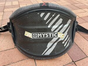 Mystic Majestic X Carbon Kiteboarding Harness XL, Xlarge