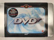 The James Bond Collection - 20 Disc Box DVD Steel Case Box Set #130