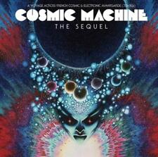 VA - COSMIC MACHINE THE SEQUEL: A VOYAGE ACROSS FRENCH COSMIC & ELECTRONIC AVANT