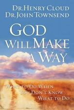 God Will Make a Way: What to Do When You Don't Know What to Do-ExLibrary