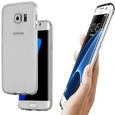 Ultra Thin Slim TPU Back Gel Skin Case Cover Protector Guard Samsung Galaxy S8
