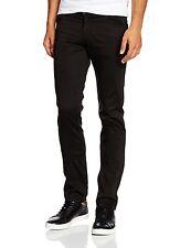 Versace Jeans Jeans Negro Para Hombre Talla W32 X L34-Slim Fit