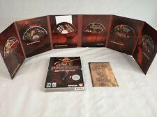 Dungeon Siege II Deluxe Edition PC Video Game 2006 - Complete
