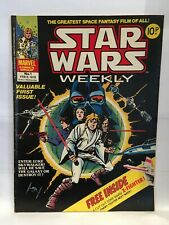 Star Wars Weekly #1 8th February 1978 Marvel Comics Group UK Magazine