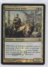 2013 Magic: The Gathering - Dragon's Maze #52 Armored Wolf-Rider Magic Card 2k3