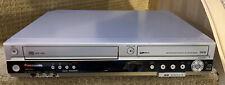 Panasonic Diga DMR-EZ 45 VEBS Combo Dvd Reproductor Vhs Sqpb Grabadora DVB TDT TV