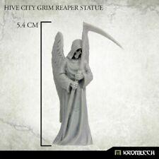 Kromlech BNIB Hive City Grim Reaper Statue (1) KRBK029