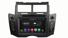 radio de voiture NAVICEIVER android5.1 QuadCore WIFI BT Navi GPS TOYOTA YARIS