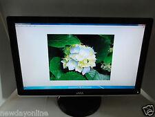 """Dell 22"""" ST2210b Widescreen HD LCD Monitor VGA HDMI DVI 1920x1080 Audio In T502R"""