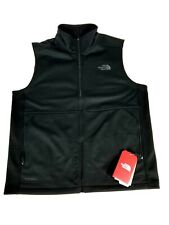 The North Face Men's Apex Canyonwall Vest - TNF Black - A3SOEJK3 Large Hike