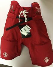 Ice Hockey Sr Pant Tackla Red Model 2440, Sizes:  L & XL