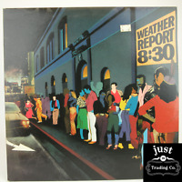 Weather Report ‎– 8:30 1979 lp PC2-36030 - Jazz /Fusion - EX/EX