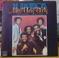 THE TEMPTATIONS MISS BUSY BODY FRENCH SP MOTOWN 1983