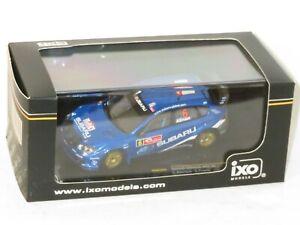 1/43 Subaru Impreza S14 WRC`08  Rally Japan 2008 #6 C.Atkinson