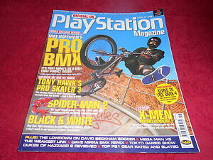 OFFICIAL PLAYSTATION MAGAZINE VOLUME 72
