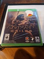 CONAN Exiles (Microsoft Xbox One, 2018) NEW + SEALED
