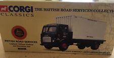 Corgi Classics 1/50 Diecast 25101 Leyland Flatbed And Container