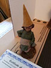 Tom Clark Gnome Sparkle Ed #26 Hand Signed W/Coa Promo1991 Salina Wichita Ks