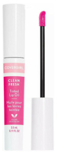 Covergirl Clean Fresh Tinted Lip Oil #130 Fresh Squeezed, 0.11 fl oz/3.5 ml.
