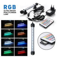 Aquarium Fish Tank RGB 5050SMD LED Light Bar Submersible Waterproof Light Lamp