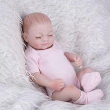 11'' Lifelike Newborn Babies Reborn Baby Dolls Silicone Handmade Girls Toy US