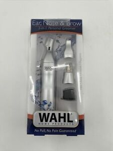 Ear Nose & Brow Trimmer Clipper Painless Eyebrow & Facial Hair Trimmer L1