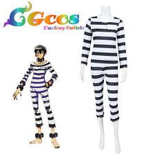 Hot Free Shipping Cosplay Costume Nanbaka Detentionhouse Jyugo Uniform Halloween
