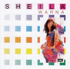 Sheila Majid - Warna CD (Rare/Hard to find) Indo Pop - 1988 Original Release