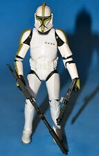 STAR WARS BLACK SERIES CLONE TROOPER SERGEANT 6 INCH LOOSE COMPLETE
