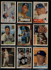 1996 TOPPS MICKEY MANTLE COMMEMORATIVE SET COMPLETE WITH EXTRAS LOT1196