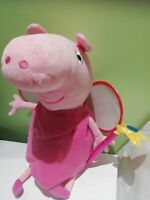 Large Fairy Peppa Pig Soft Toy 20""