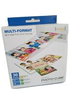 VuPoint Solutions Multi-Format All-in-One Photo & Ink Cartridge for Photo Cube