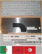 CLAVIER QWERTY ARABE ACER ASPIRE AS2920 2920 2920Z 2420 NSK-A9V0A 9J.N4282.V0A