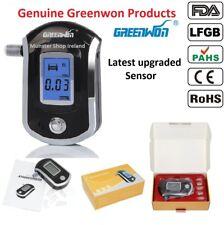 Genuine Professional Police Digital Breath Alcohol Tester Breathalyzer AT6000