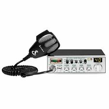 Cobra Mobile CB Radio With Dynamike Gain Control And SWR Antenna Calibration An