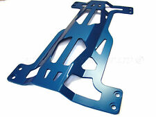 Volkswagen Golf Mk5 GTI Middle Lower Chassis Brace Panel in Blue, Mid-Brace