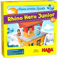 Haba mi Primer Juego Rhino Hero Kooperatives Zuordnungs- para Apilar 305912