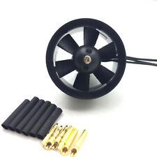 30mm Duct Fan w/ 14000KV Brushless Motor 2S V for RC Model Mini EDF Jet AirPlane