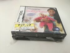 Imagine: Babysitters (Nintendo DS, 2008) DS NEW!