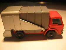 Matchbox by Lesney Refuse Truck - No. 7 -      sehr guter Zustand!