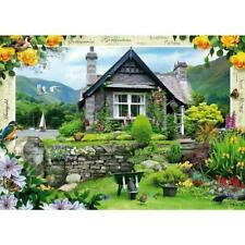 19246 Ravensburger Country Cottage Collection Lakeland 1000pc Jigsaw Puzzle