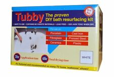 Brand New Traditional Ceramics White Tubby Bath DIY Kit Fascinating Finishes