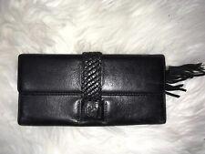 Nordstrom Black Leather Wallet