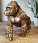 Bronze Gorilla Ornament Figure Sculpture Home Decor Leonardo Collection