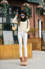 Fashion Womens Winter Warm Pants Leggings Fleece Lined Skinny Thick Pencil Pant